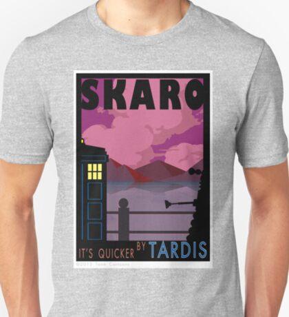 SKARO QUICKER BY TARDIS T-Shirt