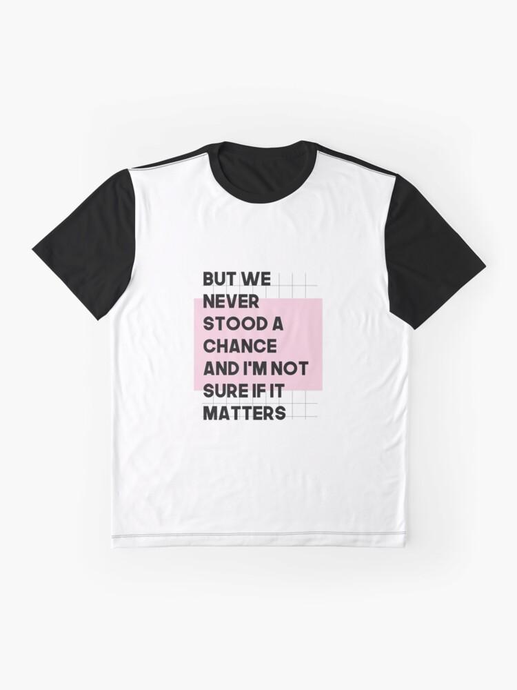 Alternate view of Heartbreak Graphic T-Shirt
