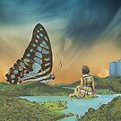 Wings by leafandpetal