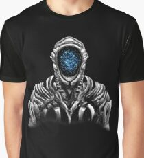 Lost In Space Robot (Original Blue) Graphic T-Shirt