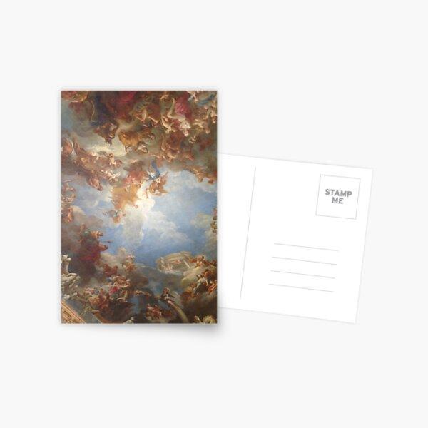 Versailles Plafond Carte postale