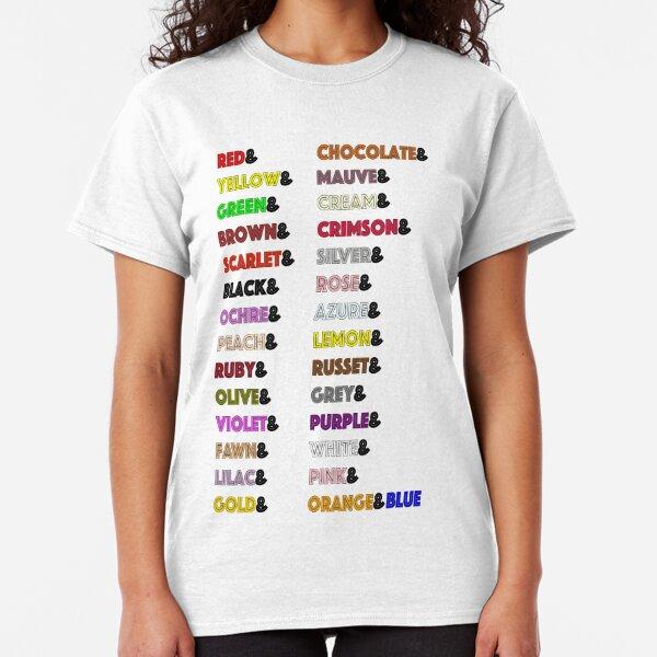 Joseph's Coloured Coat  Classic T-Shirt