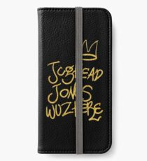 RIVERDALE SHIRT iPhone Wallet/Case/Skin