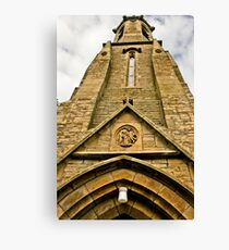 St Mary of the Angels. Canvas Print