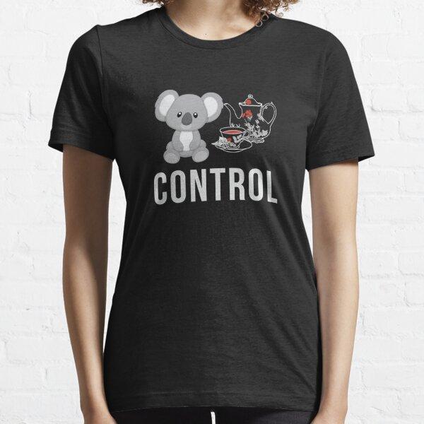 "Control de calidad ""Koala Tea"" - Koala Pun Shirts Camiseta esencial"