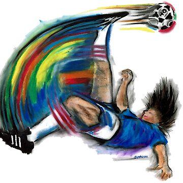 Soccer Girl by nitsirk51