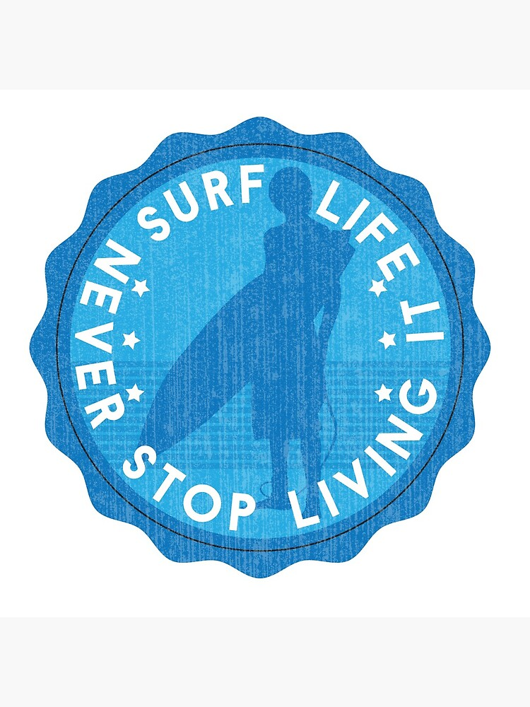 Never Stop Living It by mejiadesigns