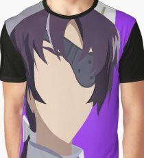 Minene Uryuu from Mirai Nikki Minimalistic Graphic T-Shirt
