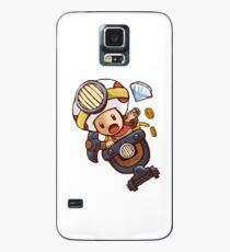 The Mushroom Adventurer Case/Skin for Samsung Galaxy