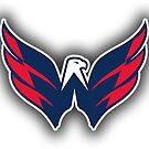 Washington Capitals Logo von katek36