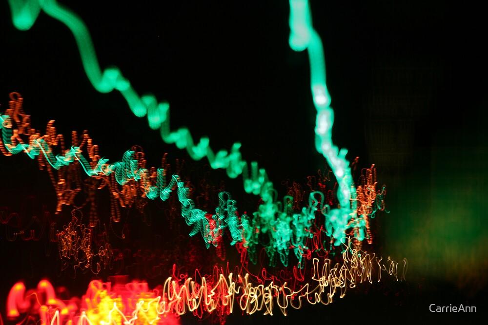 Green Light  by CarrieAnn