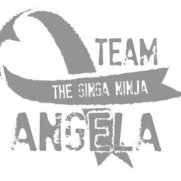 Team Angela V2 by vectorbay