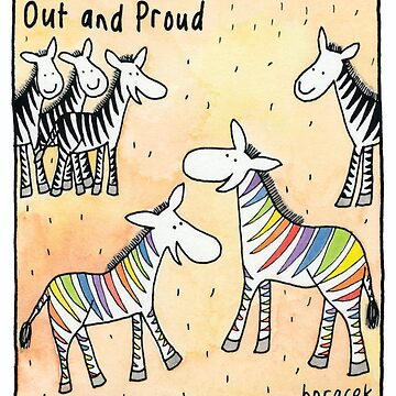 Out and Proud by judyhoracek