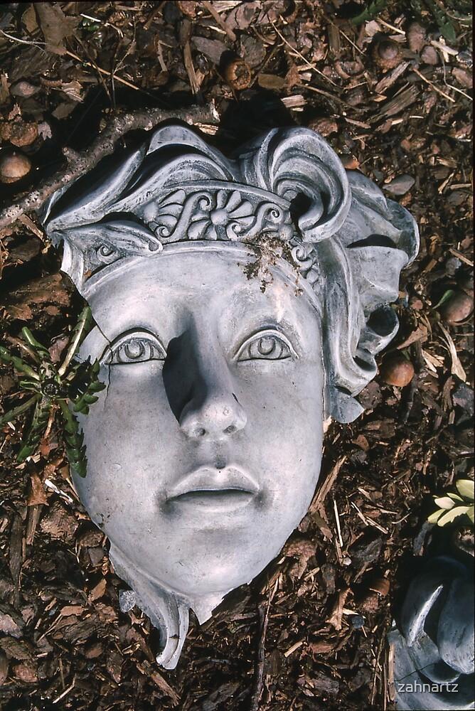 Goddess Emerging by zahnartz