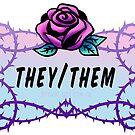 THEY/THEM by swinku