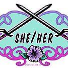 SHE/HER by swinku