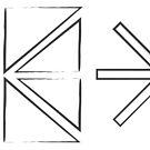 Geometrisch - Sex - Graffiti von bunbun369