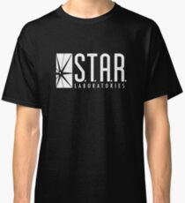 STAR Laboratories Shirt, S.T.A.R. Labs, STAR Labs Shirt, TV Series, Vintage Distressed Unisex Shirt Classic T-Shirt