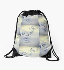 Olaf Drawstring Bag