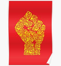 The Hand of Revolution Poster