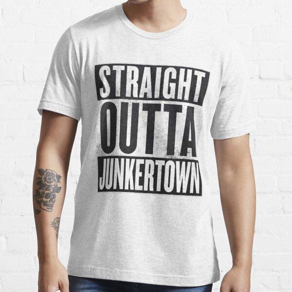 Straight Outta Junkertown Essential T-Shirt