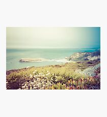 Pacific Coast California Photographic Print