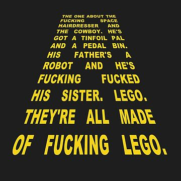 The Thick of It Star Wars Malcolm Tucker Quote by ComedyQuotes