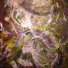 A Wrinkle in Time, abstract painting by Dmitri Matkovsky