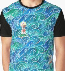 Ocean Adventure Graphic T-Shirt