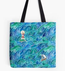 Ocean Adventure Tote Bag