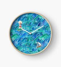Ocean Adventure Clock