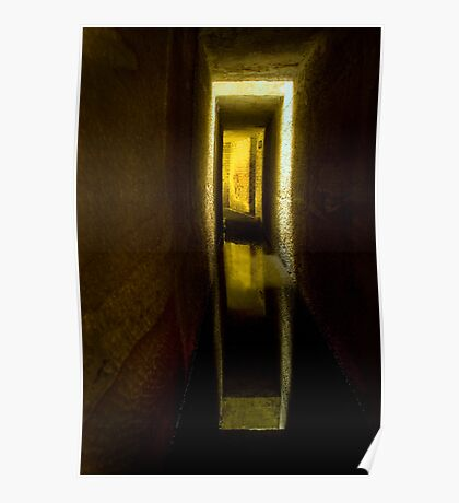 The Golden Tunnel Poster