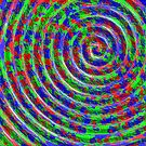 Abstract Circle Swirl Twirl Vortex Spiral maximum ... by blackhalt