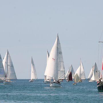 Ships Ahoy by taterbug