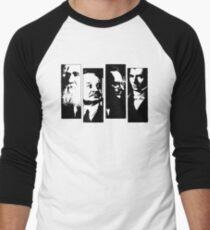 The FADEN - Libertarian Punk Market Anarchism Men's Baseball ¾ T-Shirt