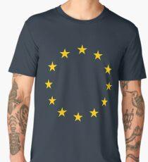 EU, European, Remainers, STARS, Flag, Euro, Flag of Europe, European Union, Flag, Brussels Men's Premium T-Shirt