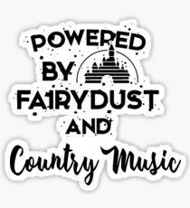 FD Country Music Sticker