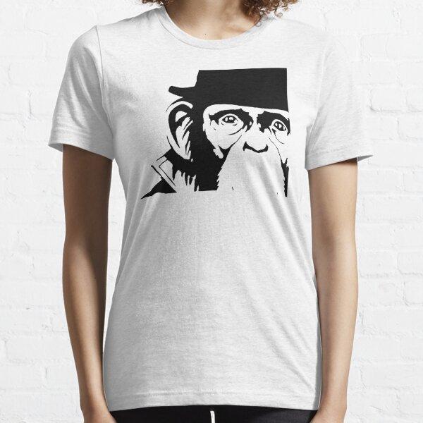 Lancelot Link Chimp Face Essential T-Shirt