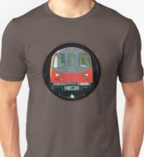 TUBE, TRAIN, Tunnel, London, Underground, UK, GB Unisex T-Shirt