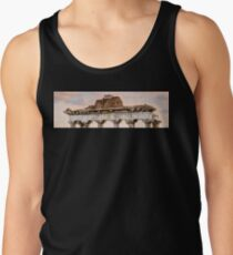 Temple of Saturn Pediment and Capitals Tank Top