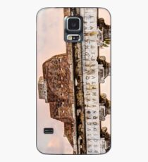 Temple of Saturn Pediment and Capitals Case/Skin for Samsung Galaxy