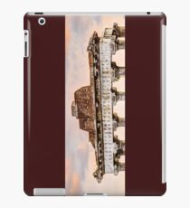 Temple of Saturn Pediment and Capitals iPad Case/Skin