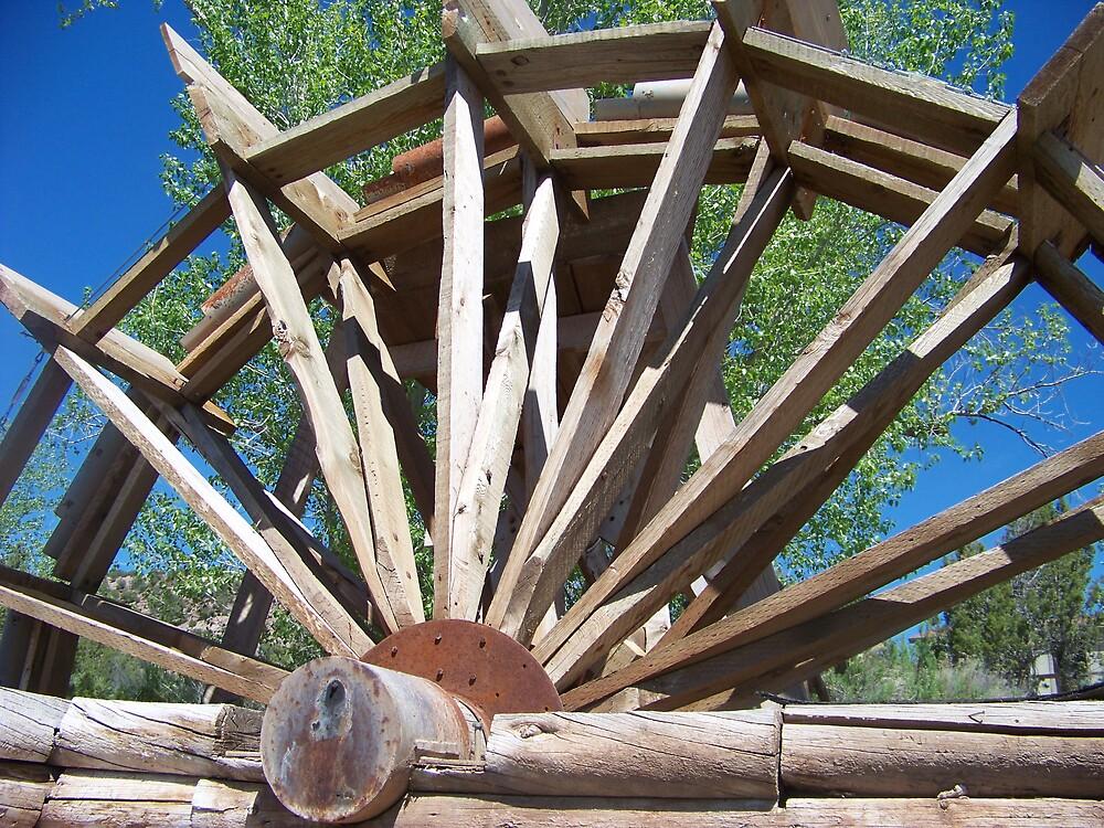 Water Wheel by Highlyamused