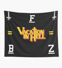 Vacation in Hell - Flatbush Zombies Wall Tapestry