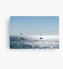 Blue Ocean Sports -  Canvas Print