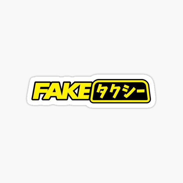JDM Taxi Sticker