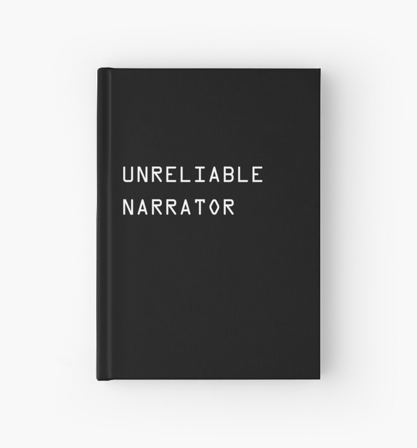 Unreliable Narrator by Sunny Lai
