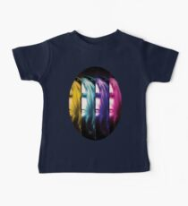 Colors Baby Tee