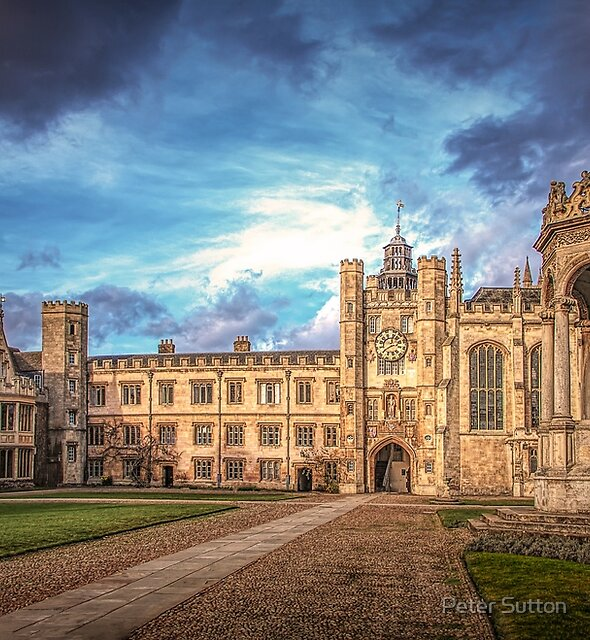 Michaelhouse: Cambridge's lost college. by Peter Sutton
