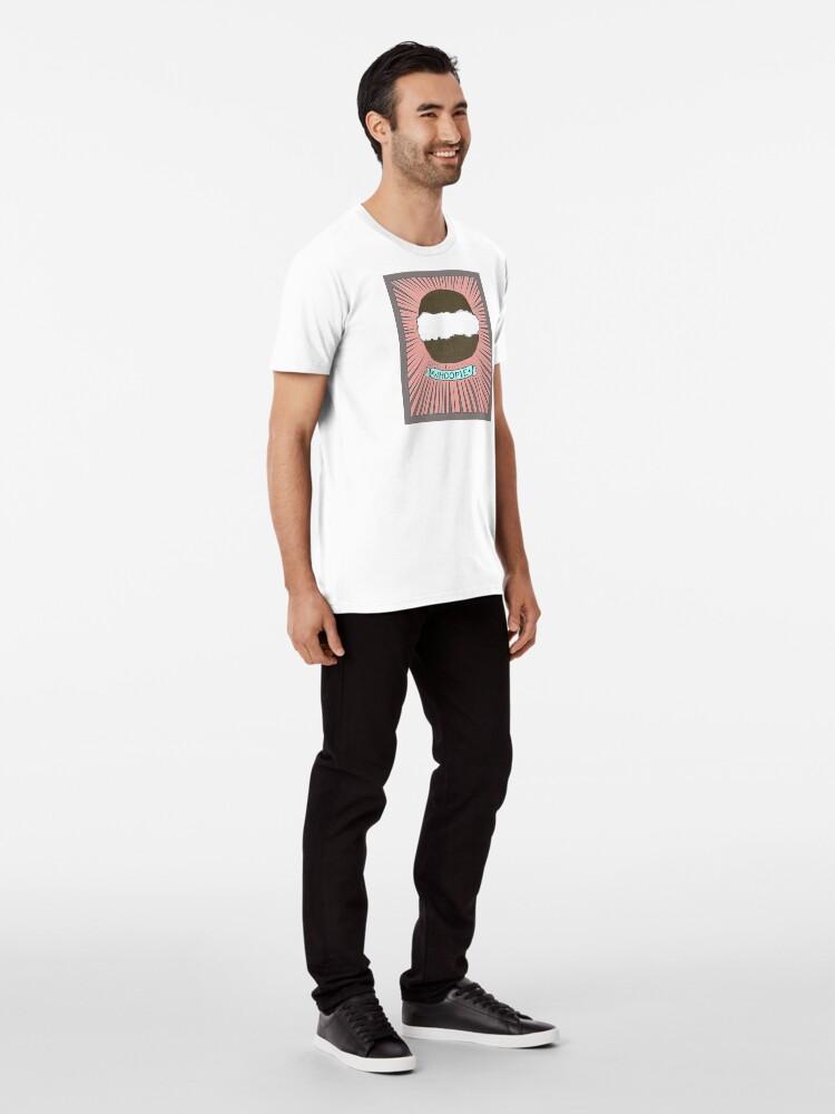 Alternate view of Whoopie!  Whoopie pies on Peach Premium T-Shirt